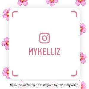 @mykelliz on Instagram! 🌸